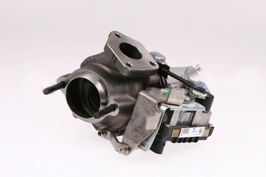 RECONDITIONARE TURBINA BMW 520 d (E60/E61/E60N/E61N)